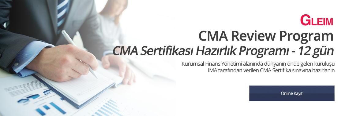 CMA Hazırlık Programı