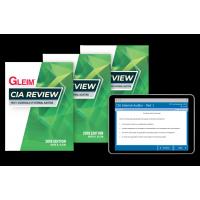 Gleim CIA Kitap Seti ve Soru Bankası 2019