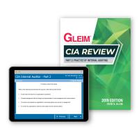 Gleim CIA Part2 Kitap ve Soru Bankası 2019