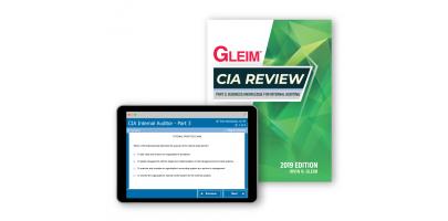 Gleim CIA Hazırlık Seti 2019 (Part 3)