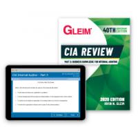 Gleim CIA Part3 Kitap ve Soru Bankası 2021