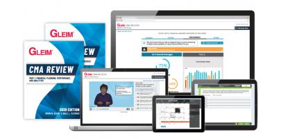 Gleim CMA Premium Review System 2020